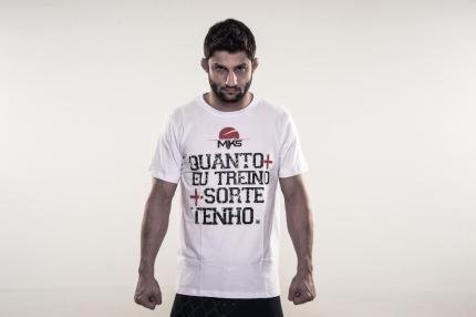Allan Puro Osso é uma das promessas da Chute Boxe Diego Lima