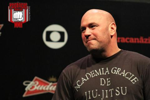 Dana White presidente do UFC