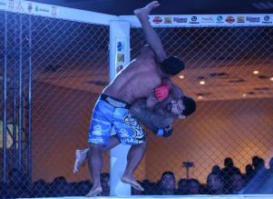 Rei da Selva 8 - Marcelino Cavalcante venceu Helderson Filhão - foto 1 - by Michael Dantas