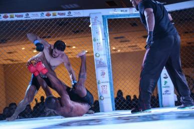 Rei da Selva 8 - Wagner Noronha venceu Marcos Marajó - foto 5 - by Michael Dantas