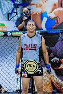 Alan Bispo. Foto: Ruiva Fight