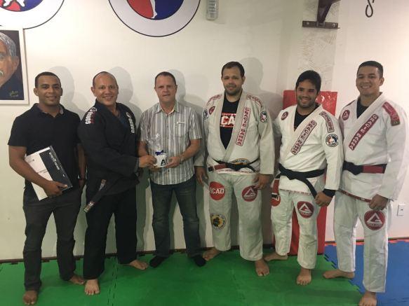 família nas artes marciais do Maranhão