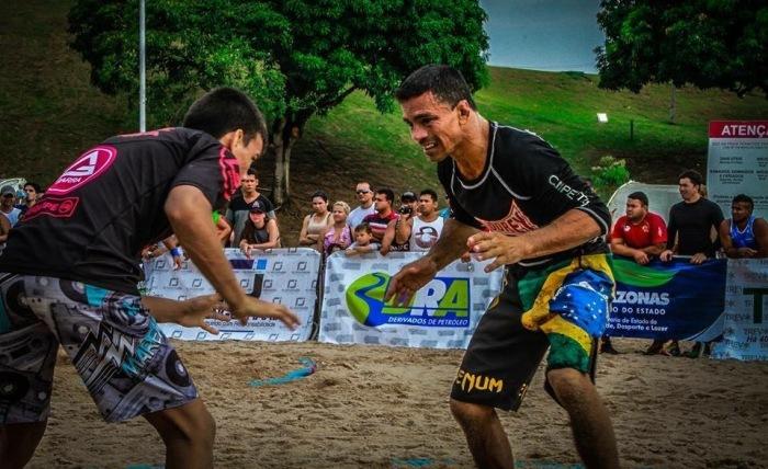 Rei e Rainha da Praia 1 - 20 out 2013 - Manaus - Foto: Divulgação