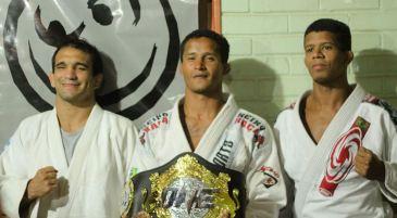 Rani Yahya, e Adriano Moraes. Fotos: Priscila Ribeiro