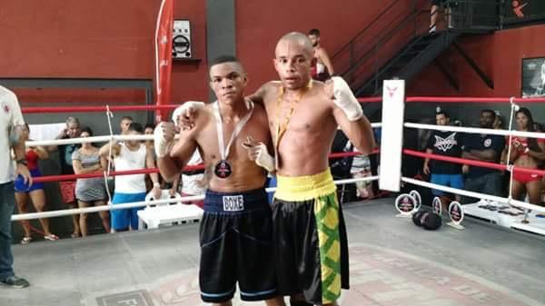 Ricardo e Tainan. Fotos: Divulgação