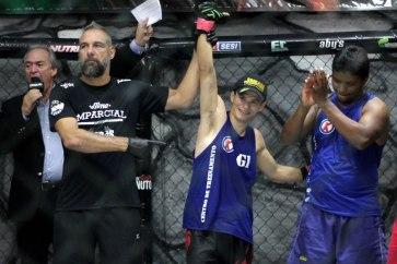 Rogerio Aranha - Brabos Combat Fight Night 2. Foto: Nando Barbosa