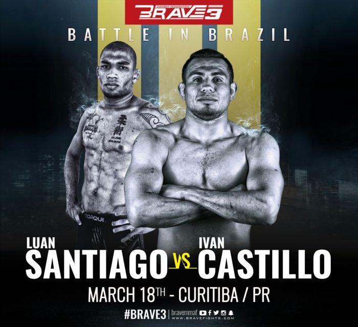 Santiago vs Castillo