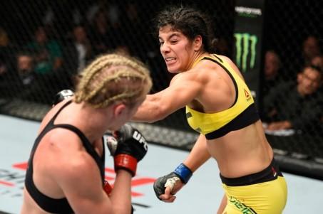 UFC - Ketlen Vieira - foto: UFC Divulgação