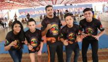 Wrestling - equipe Amazonas Club da Luta rumo ao RJ  - by Emanuel Mendes Siqueira
