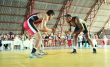Wrestling - Tasso Alves vs Allan Ferreira - Sênior até 74 kg - Amazonense de 2016 - foto  by Emanuel Mendes Siqueira