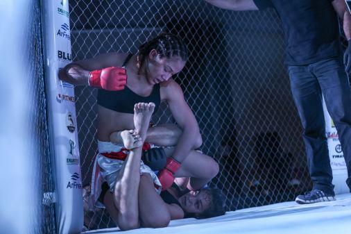 MMA - Joice Mara no Rei da Selva 8 - by Michael Dantas