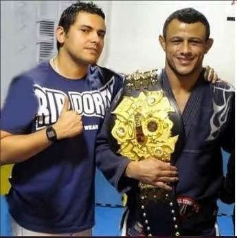 Estivemos visitando o Projeto de Marlon em 2010, na época o atleta havia conquistado o cinturão do Sengoku, evento japonês.