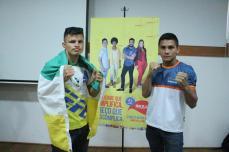 Top Fight - Eberson Sevalho e Claudiomar Cruz - atletas de Tefé - foto 1 - by Emanuel Mendes Siqueira